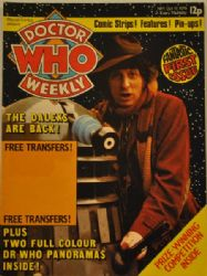 Dr Who Weekly #1